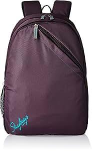 Skybags Brat 18 Ltrs Purple Casual Backpack (BPBRA6PPL)