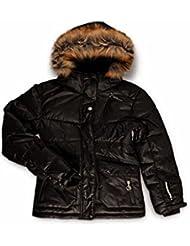 Peak Mountain - chaqueta chica 3/8 años FALESA-negro-5 años