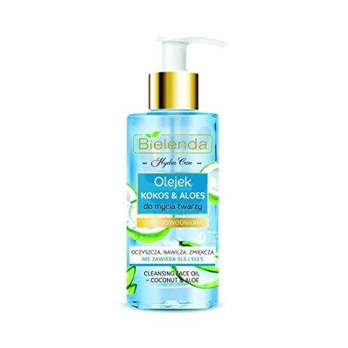 Bielenda Cleansing Oil Coconut & Aloe Vera for Dry Skin 140ml