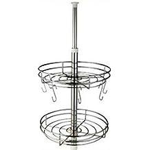 Küchen teleskopstange mit korb  Suchergebnis auf Amazon.de für: teleskopstange küche