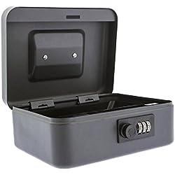 Sterling Locks - Caja de caudales cifrada (20 cm) [Importado de Reino Unido]