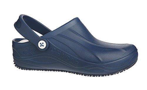 OXYPAS Smooth, Chaussures de sécurité femme Blanc (nav)