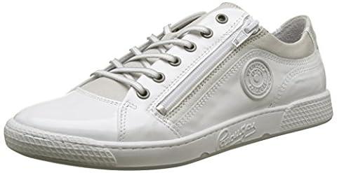 Pataugas Jude/V, Baskets Basses Femme, Blanc (Blanc), 39 EU