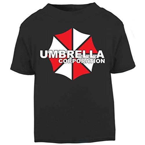 Resident Evil Umbrella Corp Logo Baby and Toddler Short Sleeve T-Shirt