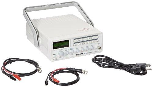 GW Instek GFG-8255A - Generatore di funzioni con display a LED a 6 cifre, frequenzimetro, (5 Mhz Generatore Di Funzioni)