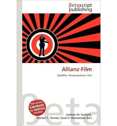 allianz-film-by-surhone-lambert-mauthorpaperback-mar-2011
