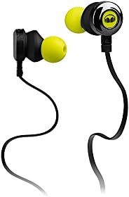 Monster Clarity Hd High Definition In-Ear Headphones - Noise Isolating In-Ear - Neon Green, 128667-00