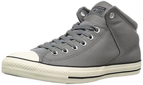 Converse Unisex-Erwachsene CTAS High Street Fitnessschuhe, Mehrfarbig (Mason/Black/Egret 048), 40 EU - Converse Stiefel