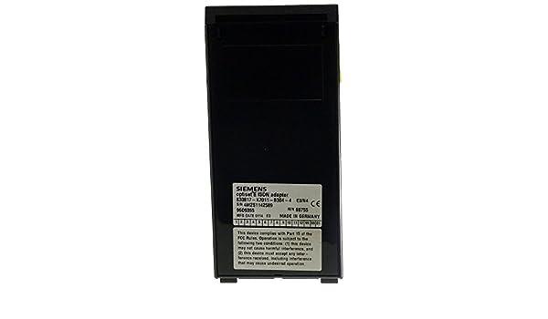 Siemens optiset E ISDN Adapter S30817-K7011-B304-2