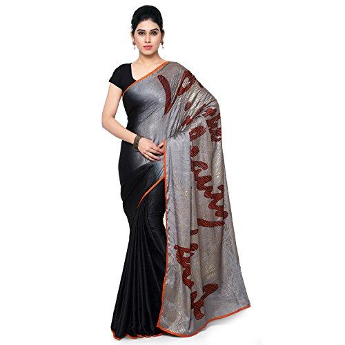 Parisha Jacquard Silk Saree (Icn1053_Multi-Coloured)