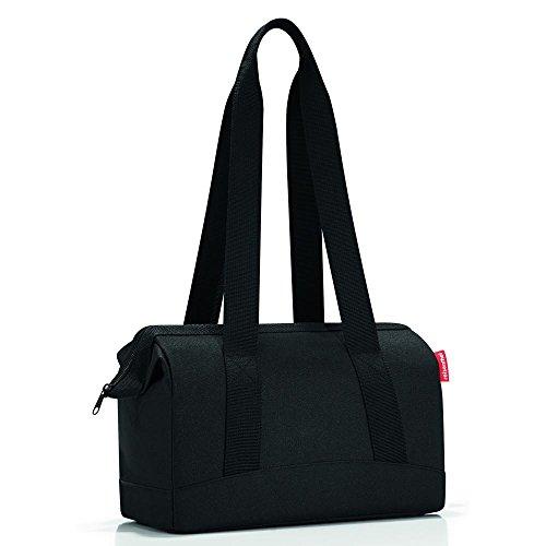 Reisenthel CB0534 Handtasche Allrounder 30 Liter ( 48X39.5X29 cm)L, ruby dots black