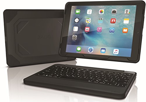 ZAGG Outdoor Folio Keyboard Case für iPad Pro 9.7 (QWERTZ)
