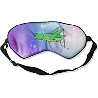 Cute Animal Green Grasshopper 99% Eyeshade Blinders Sleeping Eye Patch Eye Mask Blindfold for Travel Insomnia... preisvergleich bei billige-tabletten.eu