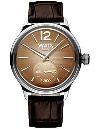 6d6a413adf96 Watx Dandy Reloj para Mujer Analógico de Cuarzo con Brazalete de Piel de  Vaca RWA0421