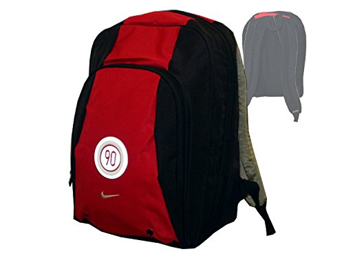 Nike Fahrradrucksäcke Total 90 Bacl Pack Classic Rucksack School Bag Back to School Bag Red/Blue 594184 (Blue/Black) -