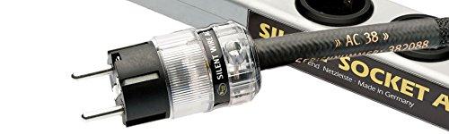 Socket Wire (Silent Wire Silent Socket 38mk3   ohne Filter   8 Steckplätze)