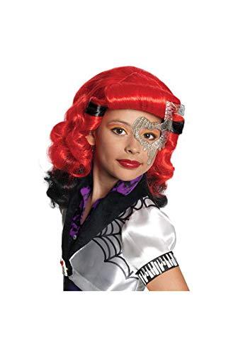 Horror-Shop Kinderperücke Operetta (Monster High Operetta Kind Kostüme)