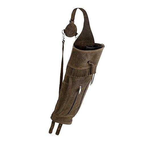 Rückenköcher Big Pack Traditional - dunkel