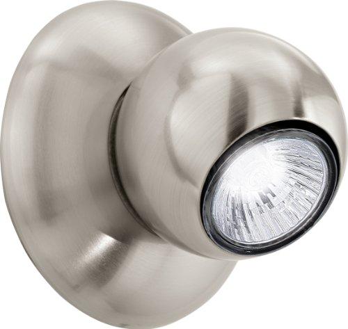 Eglo Norbello Lámpara, GU10, 50 watts, Cromo