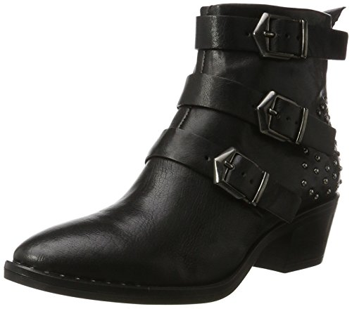 Mjus Damen 187213-0101-6002 Cowboy Stiefel, Schwarz (Nero), 39 EU (Boots Womens Cowboy)