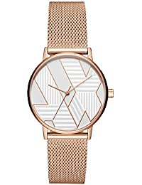 Armani Exchange Analog Multi-Colour Dial Women's Watch - AX5550