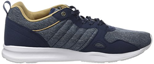 Le Coq Sportif LCS R600 2 Tones, Baskets Homme Bleu (Dress Blue)