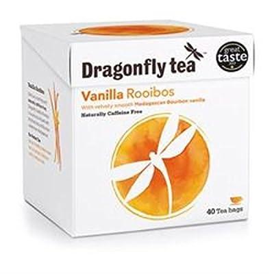 Dragonfly thé Rooibos Vanille sac de 40