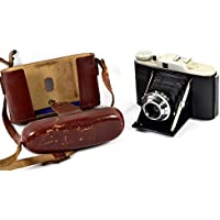 Adox Golf con Adoxar 75mm f6,3 cámara de Fuelle de Medio Formato 6x6