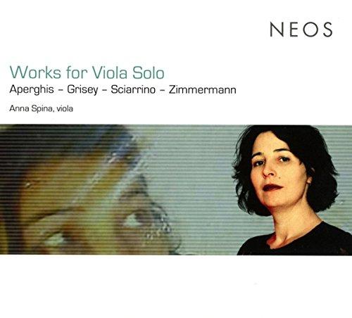 Werke für Viola Solo