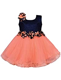 Wish Karo Party wear Baby Girls Frock Dress DN1005