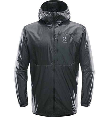 Haglofs Isolation & Veste d'hiver Proteus Jacket Homme True Black Small