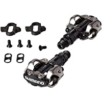 Shimano PD-M520 Clipless Pedal, Black