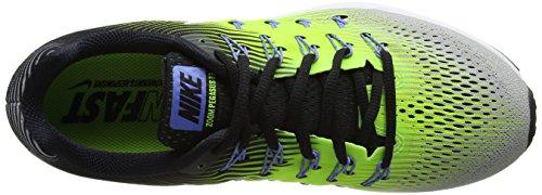 Nike Air Zoom Pegasus 33, Chaussures de Running Compétition Homme Multicolore (Matte Silver/volt/black/white)