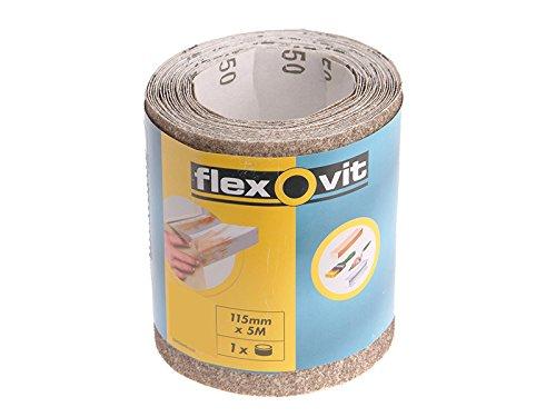 FLEXOVIT - ROLLO USO GENERAL EXTRA GRUESO 115MMX5M