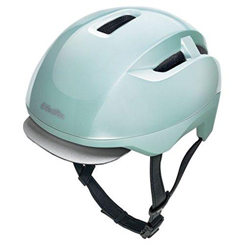 Electra Bicycle Electra Fahrrad Helm Commute MIPS Serie in Mold S-Pedelec E-Bike 45 KM/H Fidlock Magnetschnalle, 55105, Farbe Blau, Größe Medium