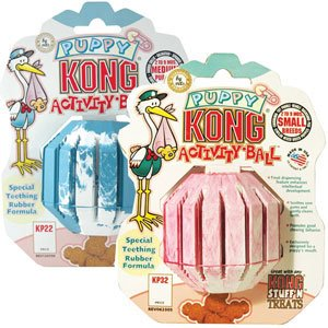 Kong Company (The) Kong Puppy Activity Ball