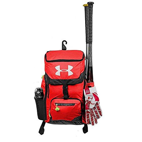 N?her Baseball / Softball Rucksack Tasche -