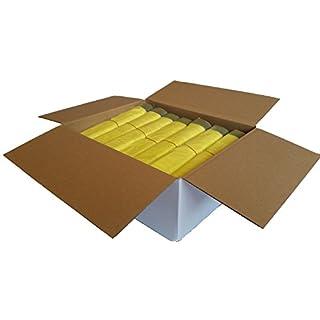 Gelber Sack - Ein Karton mit 20 Rollen (260 Gelbe Säcke) - 15 µm Folienstärke