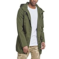 Urban Classics Light Cotton Parka voor heren