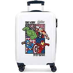 Maleta de cabina All Avengers rígida 55cm