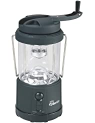 Ring Cyba-Lite Mini lampe à dynamo Noir