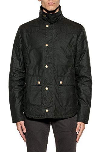 Barbour Giacca Outerwear Uomo Bacps1559sg51 Cotone Verde
