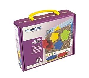 Miniland - Math Turtles, Juego Educativo, (31797)
