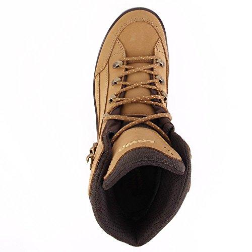 Lowa Renegade GTX Mid Sahara Dark Brown Beige (Sahara/dunkelbraun)