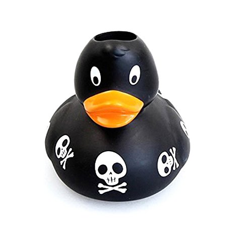 my toothie duck Canard Pirate Porte-Brosses à Dents, Accessoire Salle de Bain Enfant, Accessoire, 1012