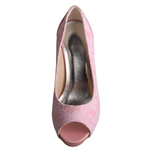 Donna Wedge Wedopus Wedopus Wedge Rosa 418xgp