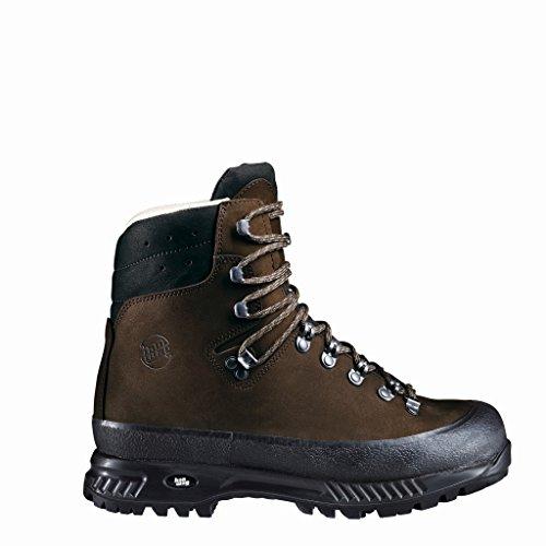Hanwag Yukon, Chaussures de Trekking et Randonn&EacuteE Homme Earth - Erde