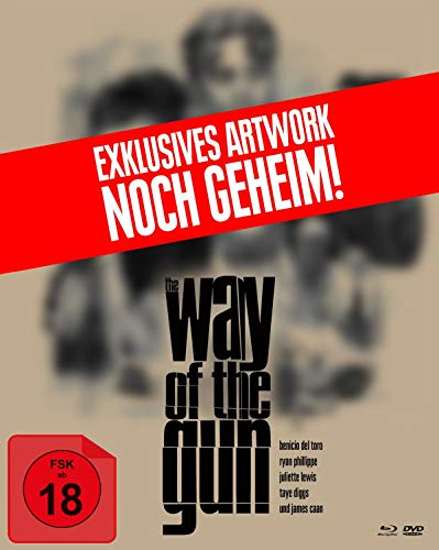 The Way of the Gun - Mediabook (+ DVD) (Cover B) [Blu-ray]