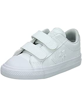 Converse Lifestyle Star Player Ev 2v Ox, Zapatillas Unisex niños