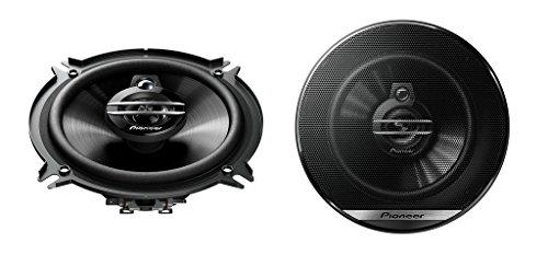 Pioneer TS-G1330F 13 cm (5 Zoll) Koax Lautsprecher (3-Wege, 250W) schwarz